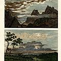 Natural History Of The Clouds by Splendid Art Prints