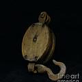 Nautical - Boat Block And Tackle by Paul Ward