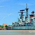 Naval Park And Museum by Kathleen Struckle