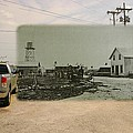 Net Mending At Sakonnet Point In Little Compton Rhode Island by Jeff Hayden