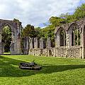 Netley Abbey by Joana Kruse