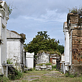New Orleans Lafayette Cemetery by Christine Till