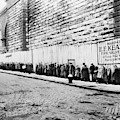 New York City Bread Line by Granger