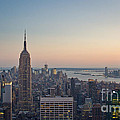New York City - Empire State Building by Thomas Richter