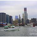 New York City Skyline by Dora Sofia Caputo Photographic Design and Fine Art