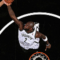 New York Knicks V Brooklyn Nets by Al Bello