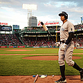 New York Yankees V Boston Red Sox by Adam Glanzman