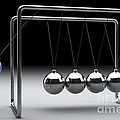 Newtons Cradle by Science Picture Co