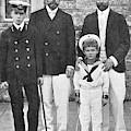 Nicholas II & George V, 1909 by Granger