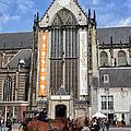 Nieuwe Kerk In Amsterdam by Artur Bogacki