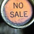 No Sale by Natasha Marco