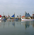 North Sea Fishing by Jan W Faul
