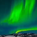 Northern Lights Or Aurora Borealis by Stephan Pietzko