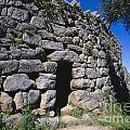 Nuraghe by Chris Selby