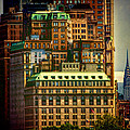 Nyc  by Claude LeTien