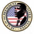 Obama-1 by Chris Van Es