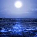 Ocean Blues by Cindy Haggerty