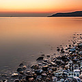 Ocean Sunset by Adrian Evans