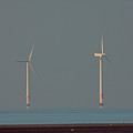 Offshore Wind Farm by David Woodfall Images/science Photo Library