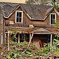 Old Abandon House by Randy Harris