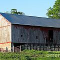 Old Barn by Gena Weiser
