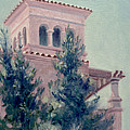 Old Bell Tower by Sarah Parks
