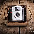 Old Camera by Tim Hester