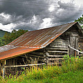 Old Country Barn by Savannah Gibbs