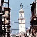 Old Downtown Havana Cuba by Rafael Salazar