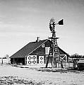 Old Farm by HW Kateley