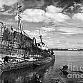 Old Fishing Ship Wreck by Jose Elias - Sofia Pereira