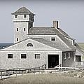 Old Harbor Lifesaving Station -- Cape Cod by Stephen Stookey
