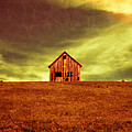 Old House On The Hill by Edward Fielding
