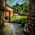 Old Mine by Adrian Evans