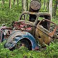 Old Pickup by Sara Hudock
