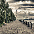 Old Port Of Montreal  by Joel  Bourgoin