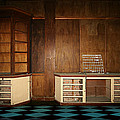Old Room by Heike Hultsch