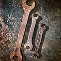 Old Spanners by Carlos Caetano