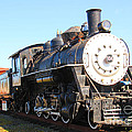 Old Steam Engine  by Kris Hiemstra