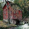 Old Time Mill by Steven Schultz