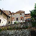 Old Towns Of Tuscany San Gimignano Italy by Irina Sztukowski