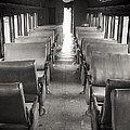 Old Train Seats by For Ninety One Days