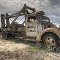 Old Truck by Angela Moyer
