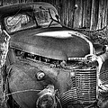 Old Truck by Todd Hostetter