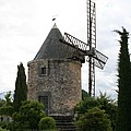 Old Provencal Windmill by Christiane Schulze Art And Photography