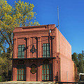 Oldest Masonic Lodge In California by Mountain Dreams