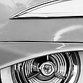 Oldsmobile 98 Wheel Emblem by Jill Reger
