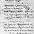 Olive Branch Petition, 1775 by Granger