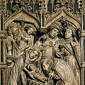 Oller, Pere 15th Century. Altarpiece by Everett