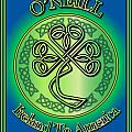 O'neill Ireland To America by Ireland Calling
